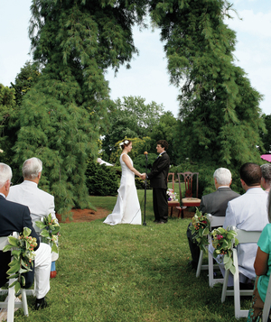 0717outdoor Wedding