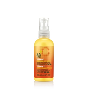 Body Shop's Vitamin C Face Spritz