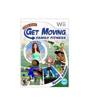 Pop Get Moving: Family Fitness Wii