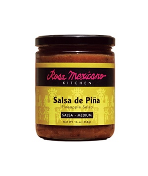 Rosa Mexicano Kitchen Salsa de Piña