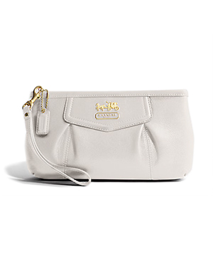 Madison Large Wristlet by Coach