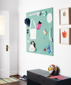 """""""Places, Please!"""" Pegboard"""