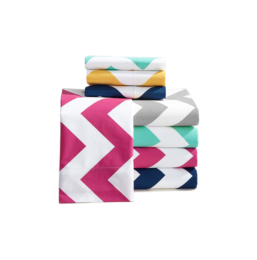 PBTeen Chevron Sheet Set