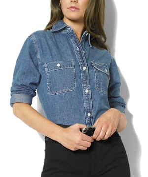Denim Shirt by Ralph Lauren