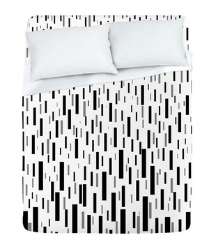 Terrential Duvet Cover