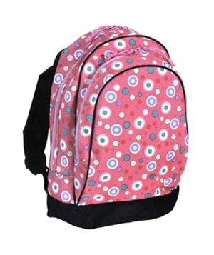 Polka Dots Sidekick Backpack