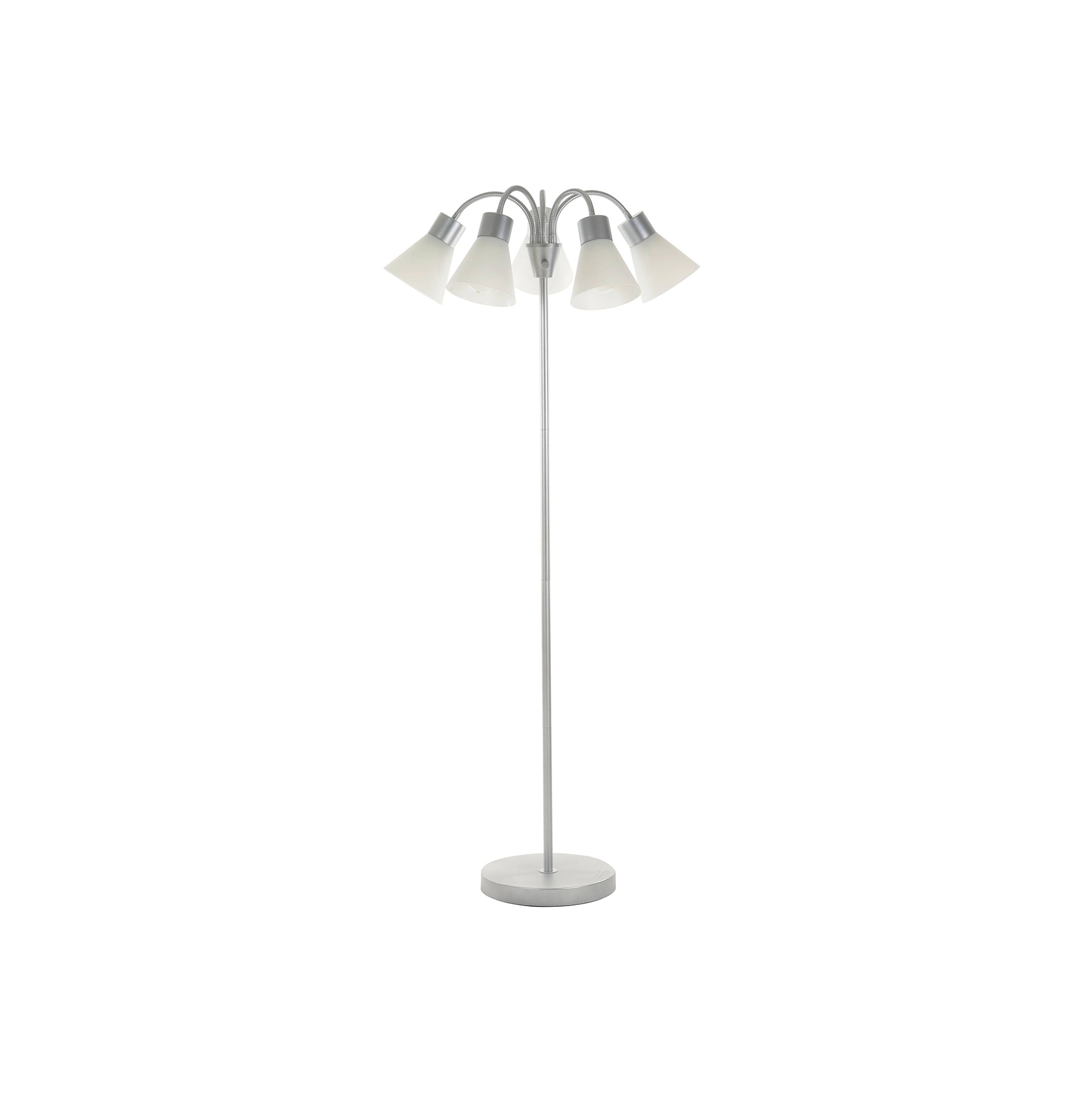 5-Head Floor Lamp