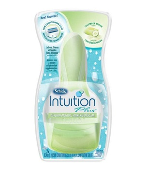 Schick Intuition Plus Razor