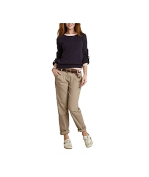 Sunday Slouch Chinos by Land's End