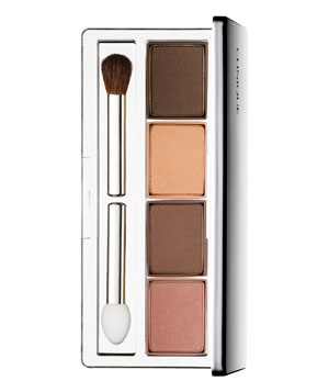 Clinique Surge Eye Shadow Quad in Spice