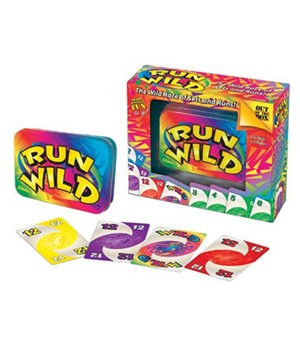 Run Wild board game