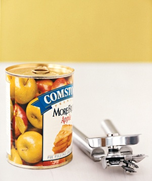 Clean can and can opener