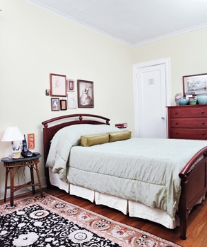 Beige And Brown Room
