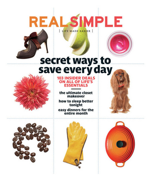 Real Simple October 2010