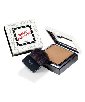"Benefit ""Hello Flawless!"" Custom Powder Cover-Up"