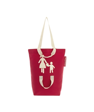 Reisenthel Mother Child Tote Shopping Bag