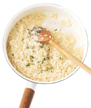 Risotto, 5 Ways