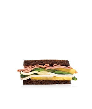 Tropical Ham Sandwich