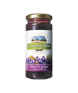 Cascadian Concord Grape