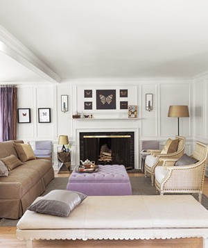 Living Room | Real Simple