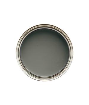 Dark Grey Paint decorating with gray | real simple