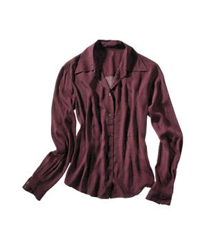 L.L.Bean Signature rayon shirt