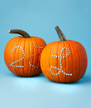 Office supply pumpkin