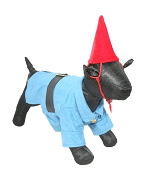 Garden Gnome Dog Costume