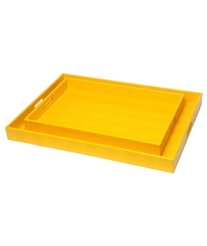 Bambeco Soleil serving trays