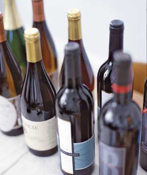 Host a wine tasting party real simple bottles of wine solutioingenieria Image collections