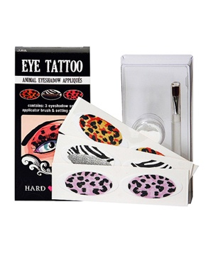 Hard Candy Eye Tattoo