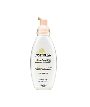Aveeno Ultra-Calming Cleanser