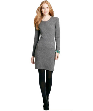 Ann Taylor Rhapsody Sweater Dress