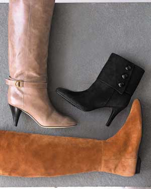 Boots: Two Annoying Problems and How to Solve Them