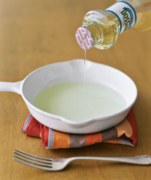 Fork as Pouring Helper