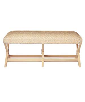 Riva bench in Salt