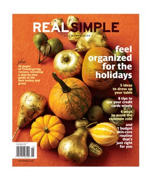 Real Simple Cover 1110