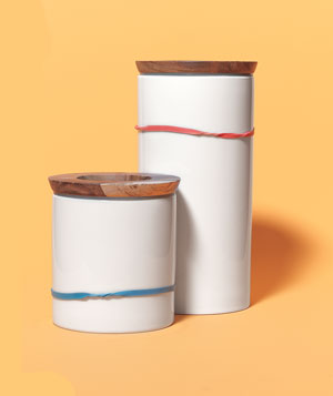 Rubber Band as Canister Measure