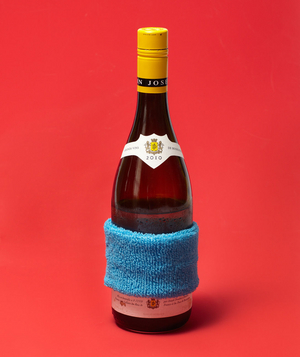 Wristband as Wine Protector