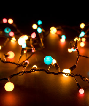 Can I Fix Damaged String Lights Real Simple