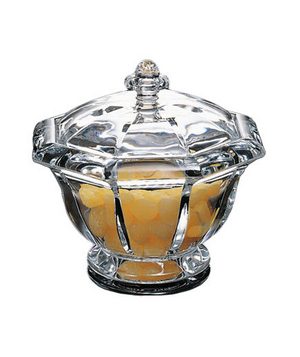 Regal Acrylic Covered Candy Dish