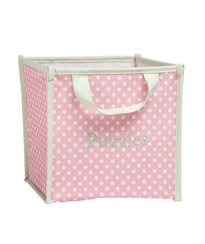 Girls' Collapsible Storage