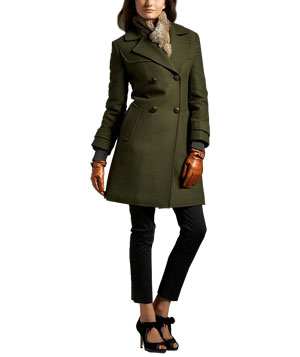 Williams Coat by Talbots