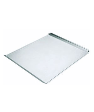 Metallic cookie sheet