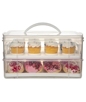 Cookie and Cupcake Carrier