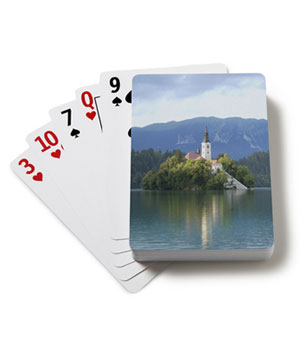 Photo Playing Cards from Kodak