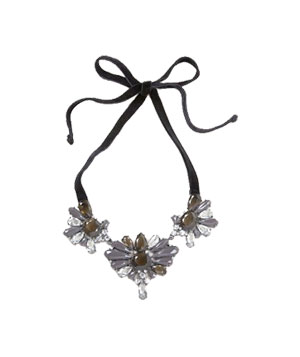 Brooch Detail Necklace by Boden