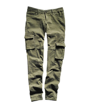 Allen B. by Allen Schwartz for JCPenney cotton-polyester cargo pants