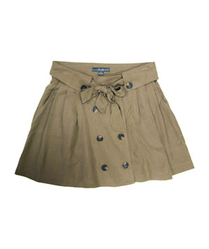 Forever 21 Button Up Skirt