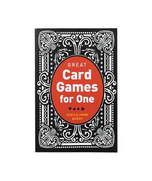 Great Card Games for One Activity Book